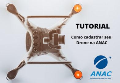 Tutorial – como cadastrar seu Drone na ANAC – SISANT